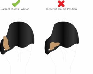 Instinct Thumb Position