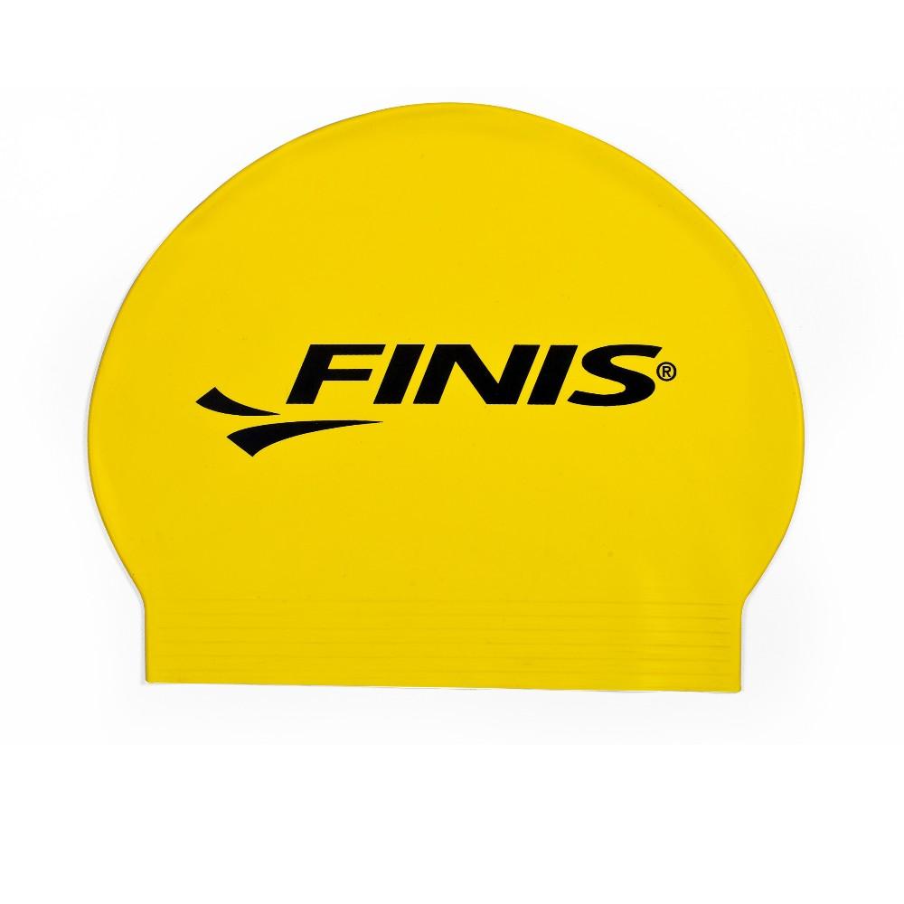 FINIS Latex Swim Cap White