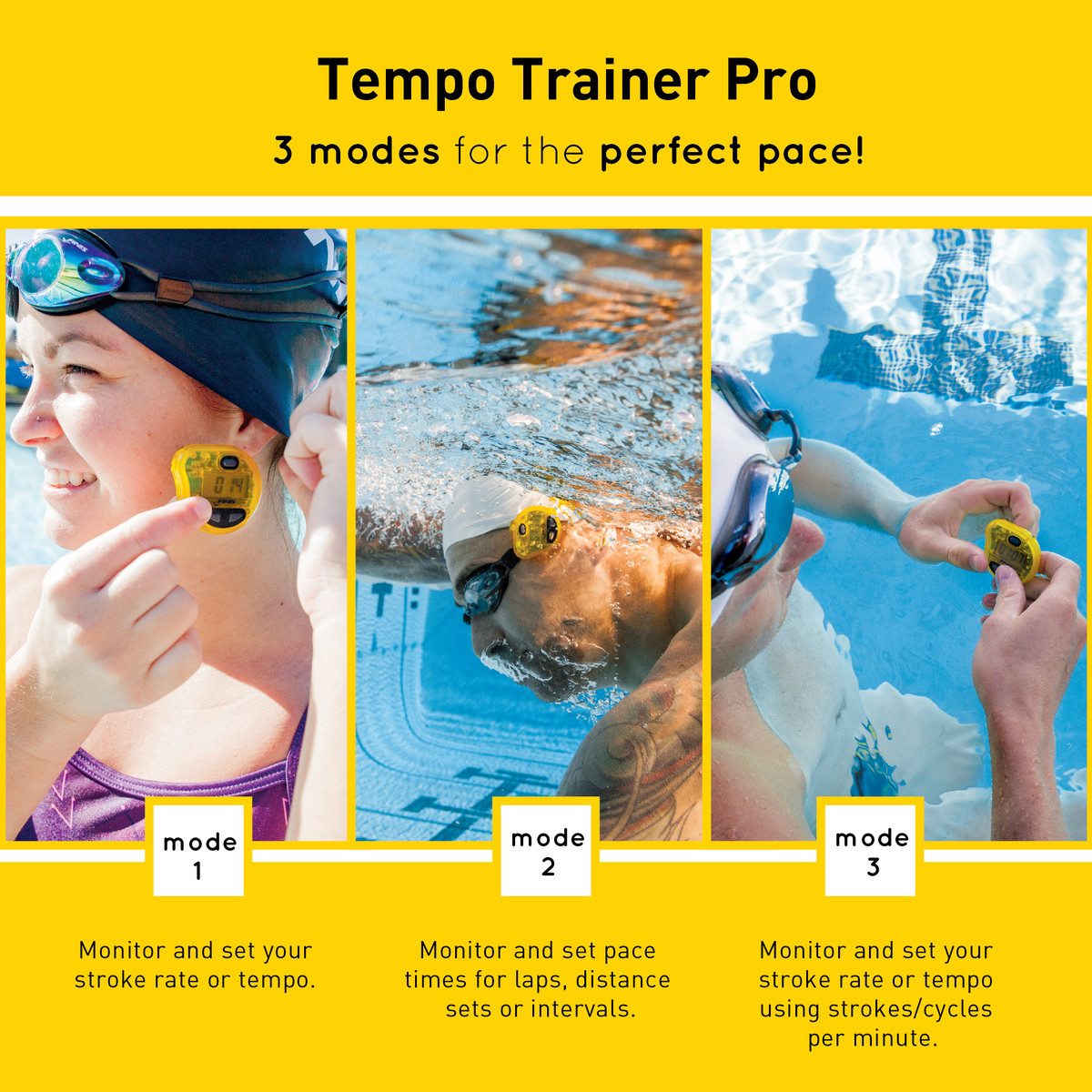Pdf manual for finis other tempo trainer pacers.