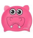 Animal Heads Swim Cap Hippo