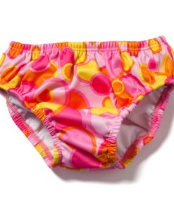 FINIS Swim Diaper Pink Bubble