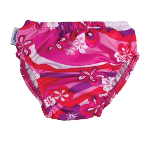 FINIS Swim Diaper Flower Power