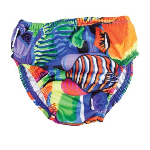 FINIS Swim Diaper Tropical Fish