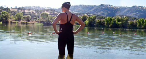 FINIS Open Water Vapor: Female Full Body