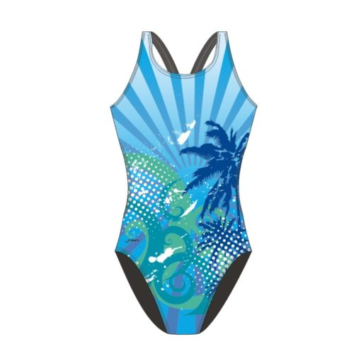 FINIS Bladeback Wave Palm