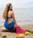 Luna Mermaid Fin Usage