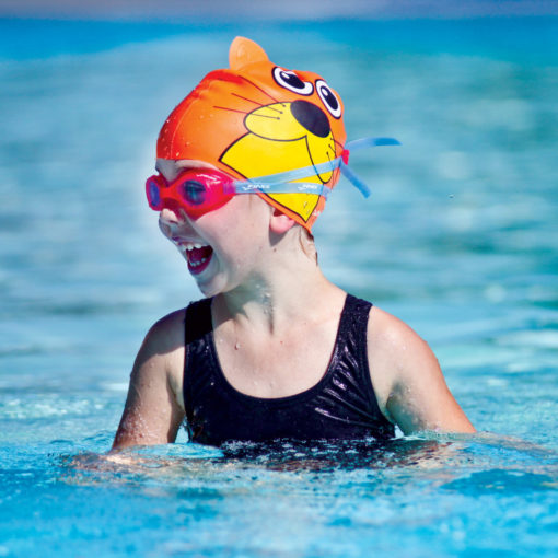 FINIS Animal Head Cap